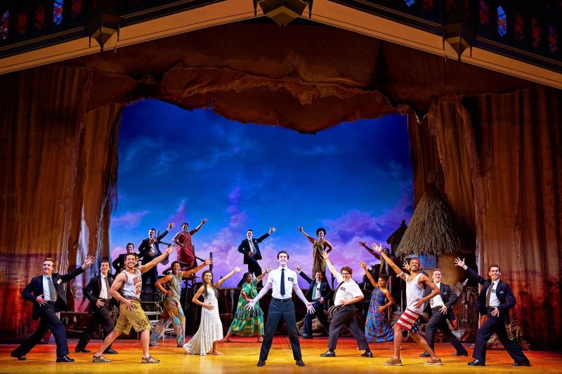Interview: The Book of Mormon cast chat