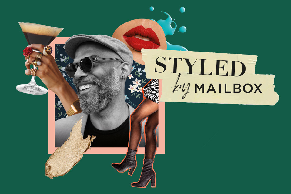 Styled by Mailbox