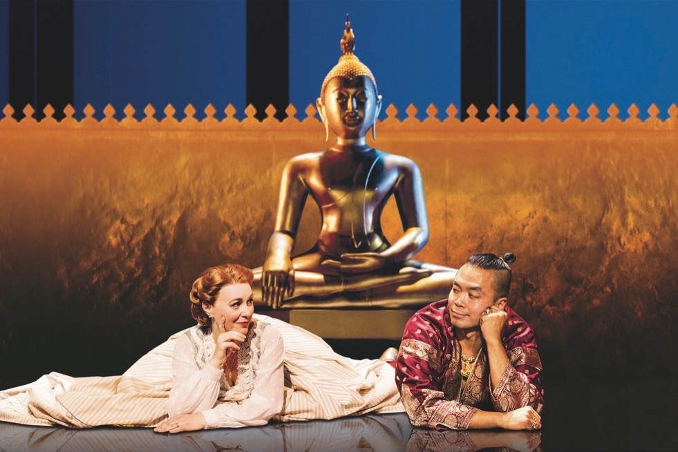 Win tickets to see The King and I at the Alexandra Theatre