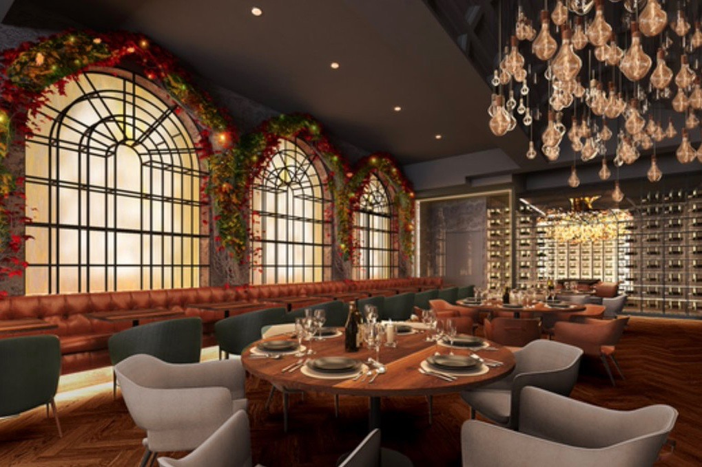 WIN! Dinner for two at Birmingham's newest restaurant