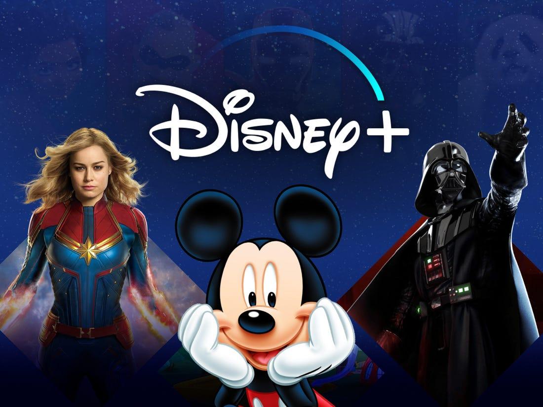 The Best Things To Binge-Watch On Disney+